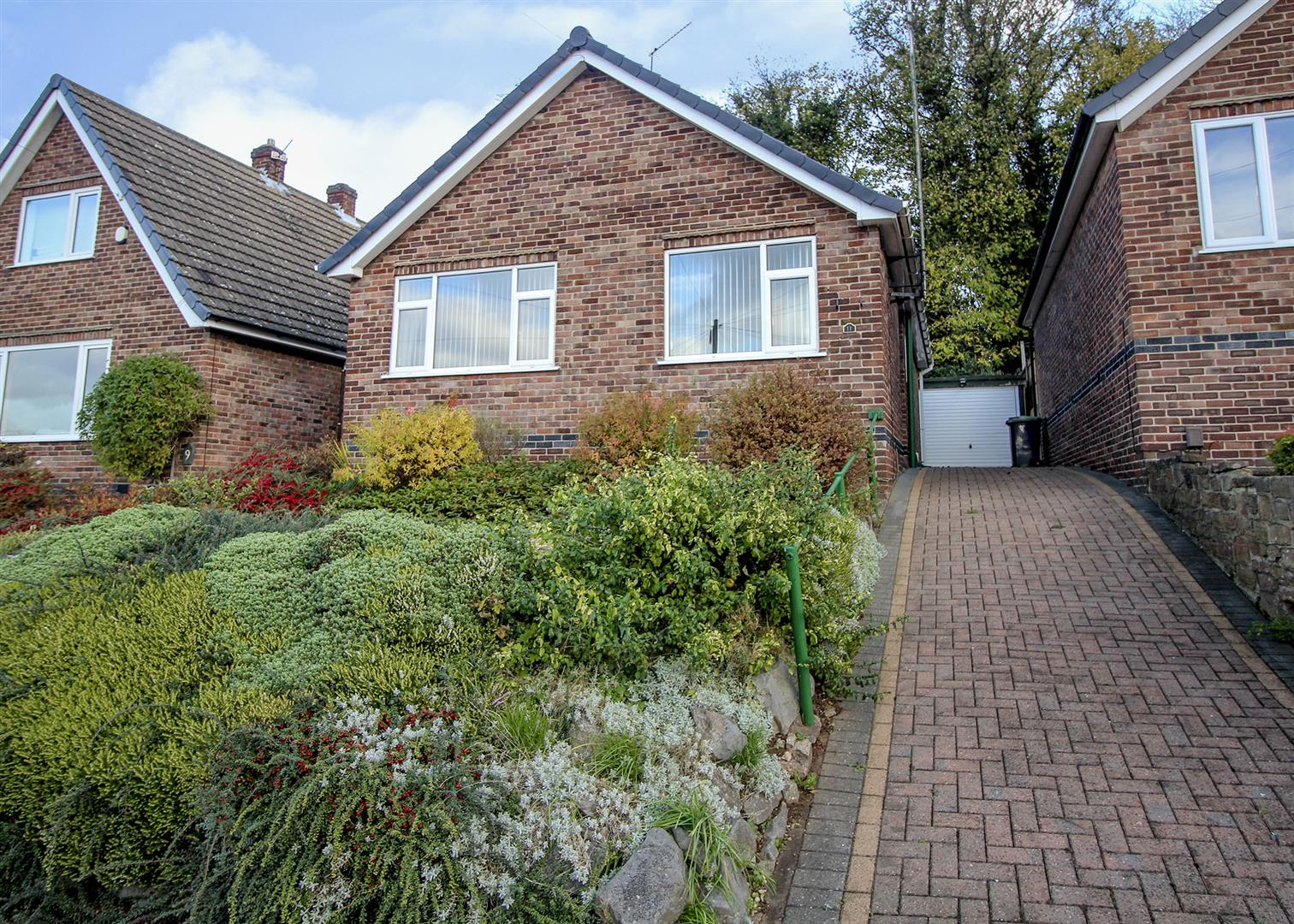 2 Bedrooms Detached Bungalow for sale in Blake Road, Stapleford, Nottingham